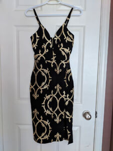 SUPER SEXY FITTED DRESS FROM CHARLOTTE RUSSE
