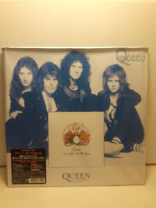 Queen, A Night At The Opera 30th anniversary, Japan UK-import
