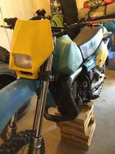 2 stroke Yamaha IT465