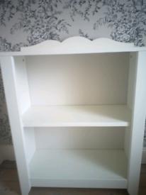 Light cream/ off white IKEA shelves