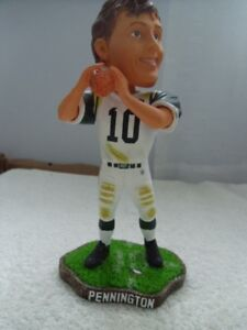 NEW YORK JETS-#10-Chad Pennington-Limited Edition Bobblehead.
