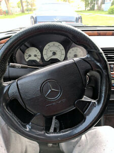 Rare AMG Mercedes-Benz C43  300+HP