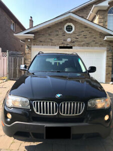 2010 BMW X3 AWD -Very Clean Interior & Extr +Low KM -2 Owner Car