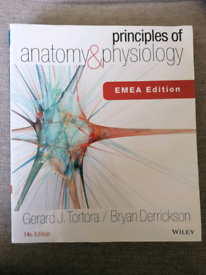 Anatomy and Physiology Book