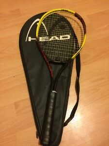 Tennis Racquet Head Brand (With Covering & Balls)