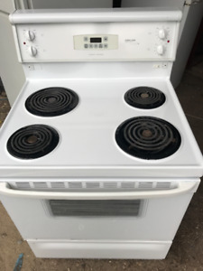Coilltop Electric Range