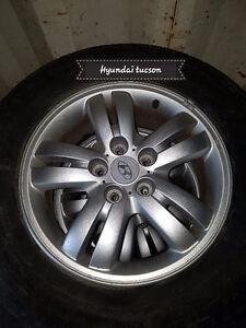 Hyundai tucson rims