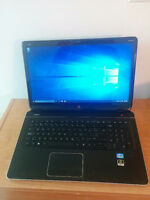 Laptop HP Envy DV7 17""