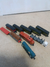 Power trains lot