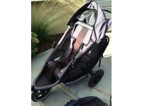 Phil/Ted explorer double buggy