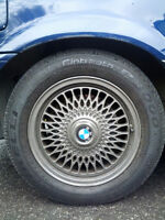 OEM BMW Style 17, GUNMETAL paint mint