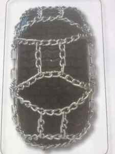 LOOK > >> New Tire Chains, For Tractors, Skylifts, Graders, ETC. Edmonton Edmonton Area image 1