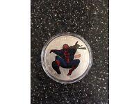 Collectable Superhero Coins