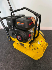 Brand new Professional wacker plate compactor with wheels