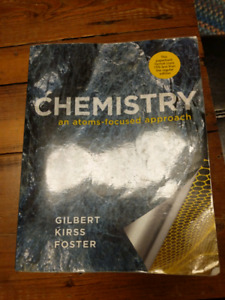 Chemistry: an atoms-focused approach (Gilbert, Kirss, Foster)