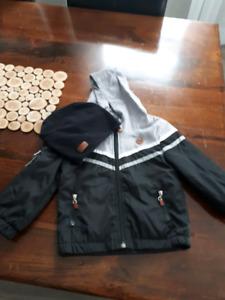 Manteau et tuque L&P