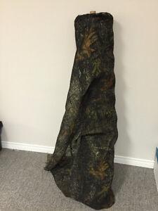 HUNTER'S SPECIAL 150' Roll of Mossy Oak Burlap - BRAND NEW