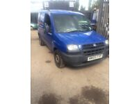 Fiat doblo 1.3 Jtd diesel ( for parts)