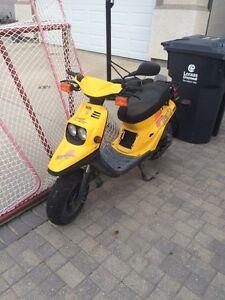 Yamaha scooter 50cc