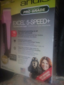Andis excel 5 speed +