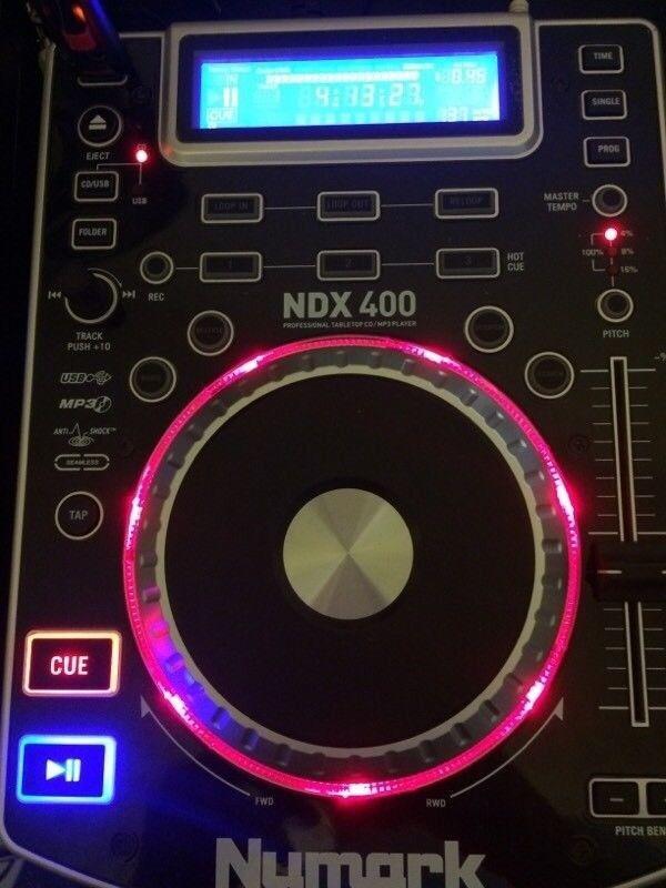 Numark CDJs NDX400