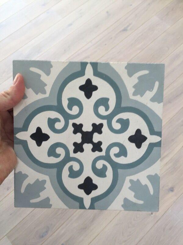 Mosaic Del Sur Cement Tile | in Clapham Common, London | Gumtree
