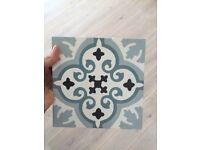 Mosaic Del Sur Cement Tile