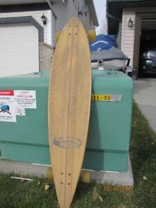 Sector 9 Bamboo complete Longboard