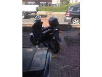 125cc moped