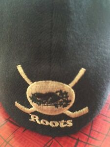 Toronto Maple Leafs fitted cap by Roots - size S London Ontario image 3