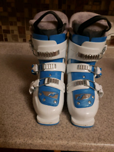 Girls ski boots for sale