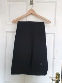 Men's Black trousers 40X33