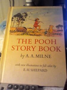 The Pooh Story Book/Heartbeat Thrift Store/BayView Mall