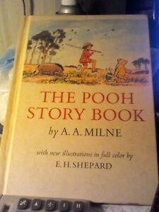 The Pooh Story Book/Heartbeat Thrift Store/BayView Mall Belleville Belleville Area image 1