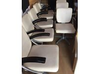 Hair dressing chairs