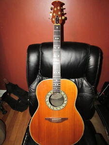 Lots of guitars Gibson, Teisco, vintage to new cheap aubaine!
