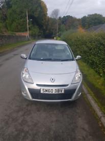 Renault clio low mileage
