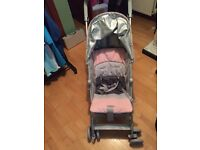 Silver Cross push chair/buggy.