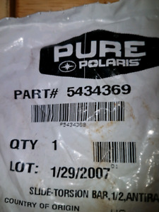 New Polaris Parts