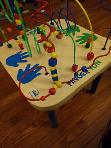 EDUCO Finger Fun Table for toddlers (toy)