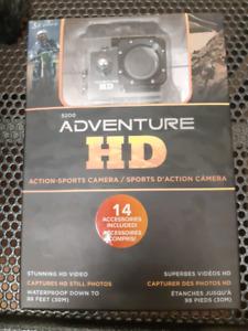 5200 adventure hd waterproof action sports camera
