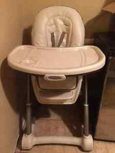 Graco highchair St. John's Newfoundland image 1