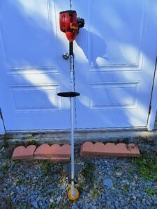Homelite straight shaft gas grass trimmer