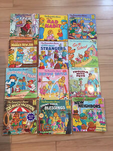 BERENSTAIN BEARS BOOK LOT-$10 TAKES ALL