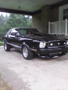 Mustang II 1978