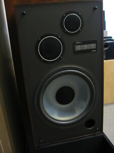 "LXI 12"" 3way speakers"