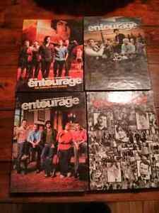 Entourage S 1-3 DVD Gatineau Ottawa / Gatineau Area image 1