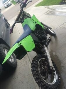 Kx 80! Trade for 50cc scooter!