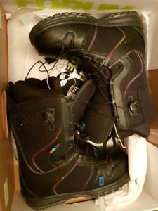 Forum 8.5 ladies boots