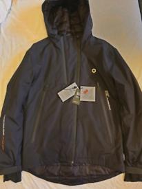 Mens Jack Jones Core Winter Jacket Waterproof Inner Padding Like New